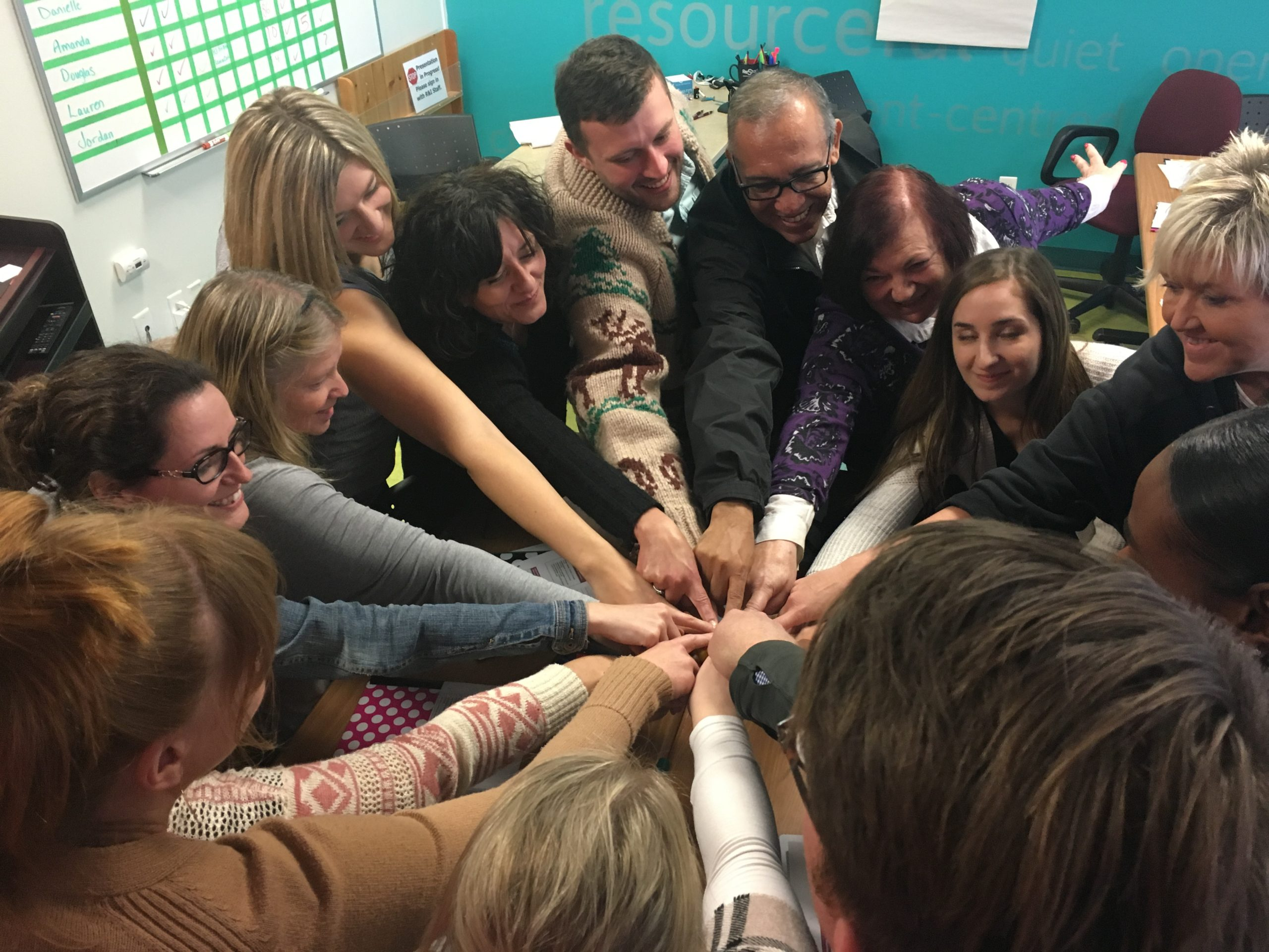 Why team-building is vital to the success of your organization