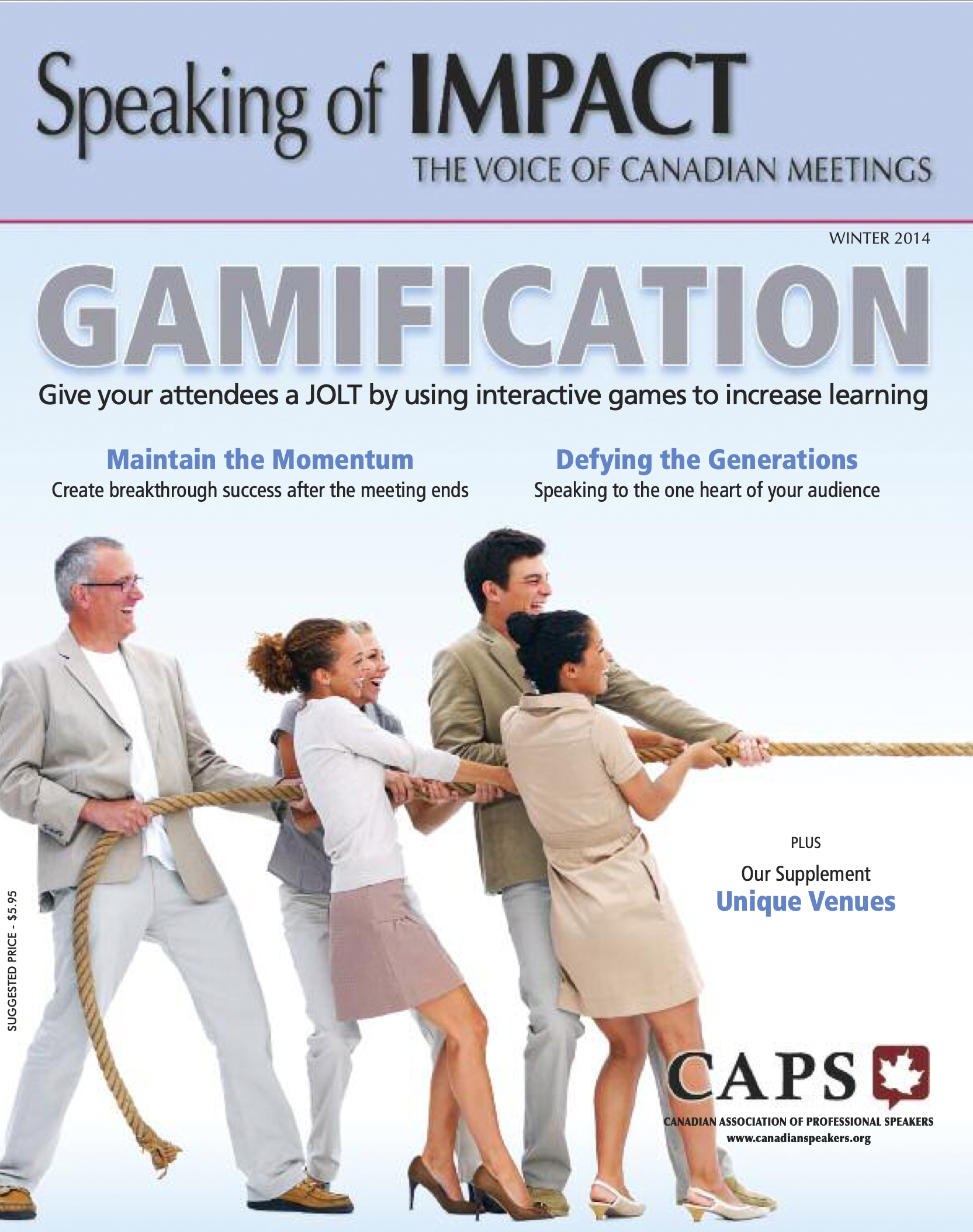Gamification: Give your attendees a JOLT by using interactive games to increase learning